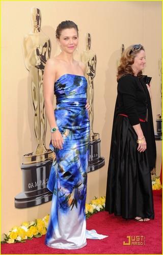 Maggie @ 2010 Oscars
