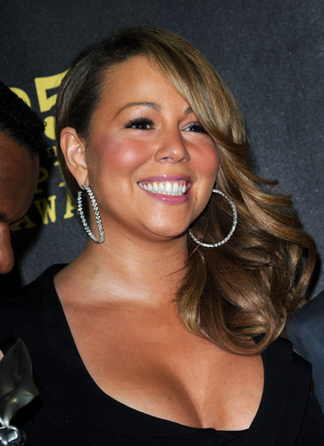 Mariah At The Independent Spirit Awards!