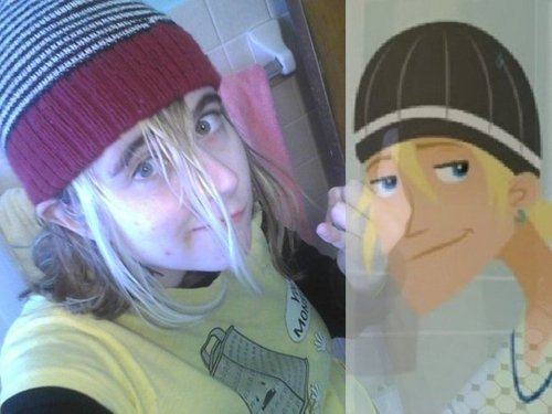 Me as Jude?