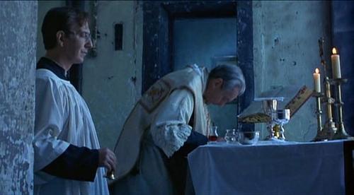 Alan Rickman karatasi la kupamba ukuta called Michael Collins - Alan as Eamon De Valera