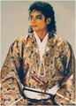 Michael Large Oriental - michael-jackson photo