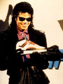 Michael Shoe - michael-jackson photo