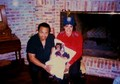 Mike Joe And Baby Bubbles - michael-jackson photo