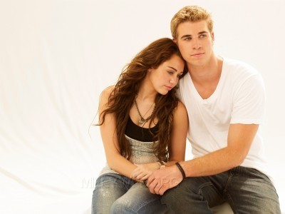Miley and Liam Photoshoots