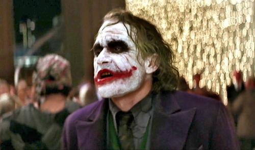 The Joker kertas dinding called Mr. J
