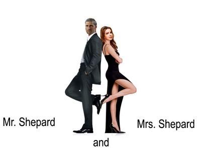 Mr. and Mrs. Shephard.xD