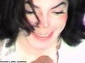 My message is L-O-V-E - michael-jackson photo