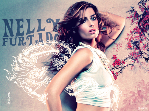 Nelly Furtado wallpaper called N.Furtado