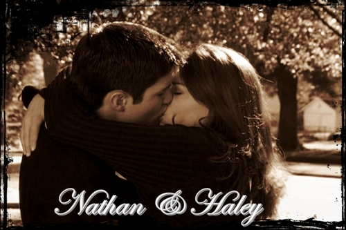 Naley's first kiss