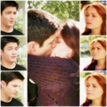 Naley's first halik
