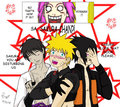 Naruto, Sasuke and Sai crossdressing XD