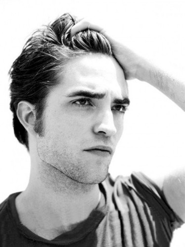 New Outtakes of Rob from the Shining Photoshoot