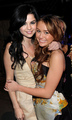New تصاویر Miley And Selena Together!