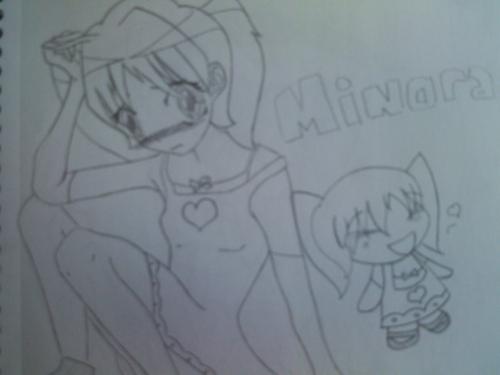 Newest 文章 OC: Minora Izumi