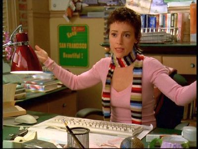 Next >>Alyssa Milano as Phoebe Halliwell on Charmed;)<3♥
