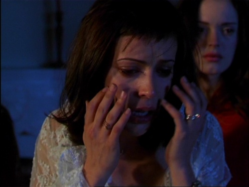successivo >>Alyssa Milano as Phoebe Halliwell on Charmed;)<3♥