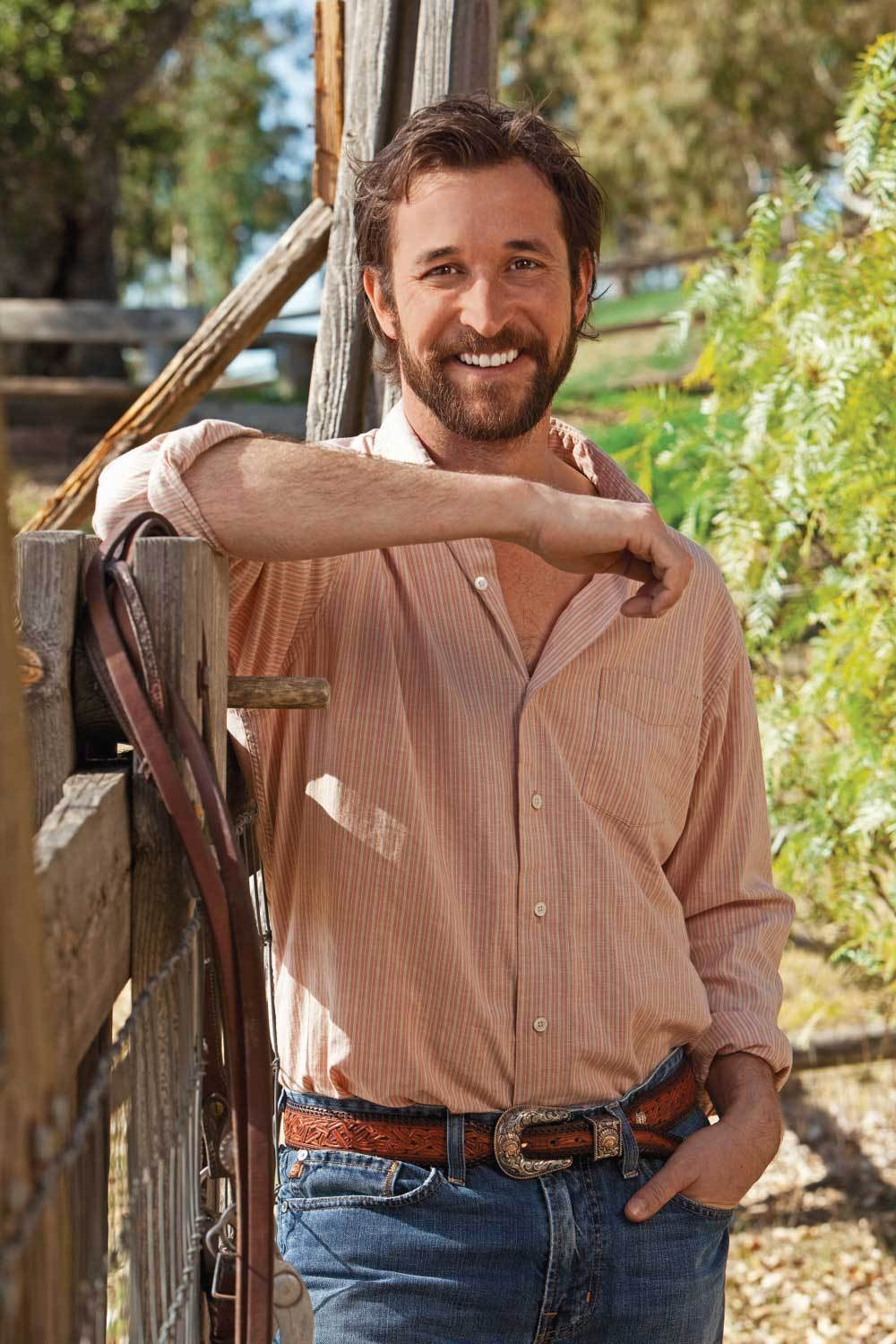 Noah Wyle - Cowboys & Indians - Noah Wyle Photo (10701624 ...