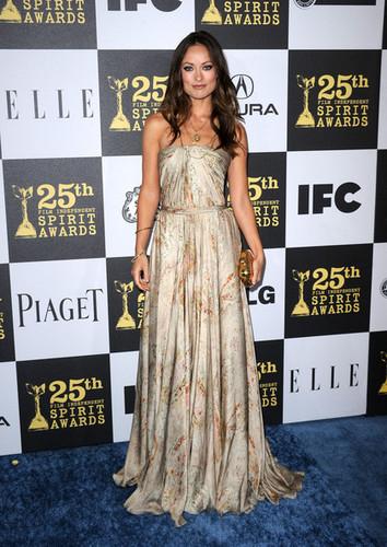 Olivia Wilde @ the Independent Spirit Awards 2010