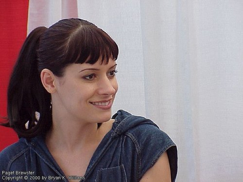 Paget@Comic Con 2000