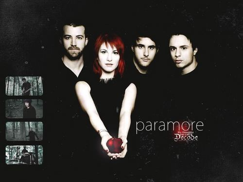 Paramore fond d'écran called Paramore <3