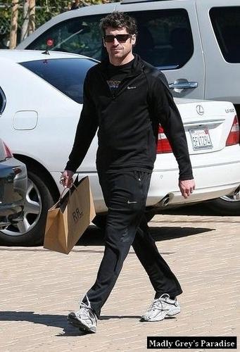 Patrick Dempsey in LA