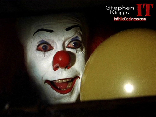 Stephen King's IT Обои entitled Pennywise