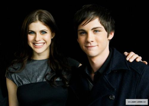 Percy Jackson and the Olympians Photocall
