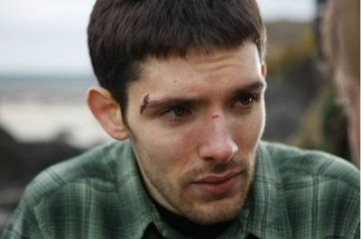 Colin Morgan wallpaper entitled Photos from Island