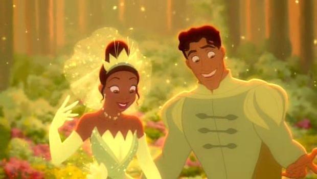 Prince Naveen and Princess Tiana - Disney Couples Photo ...