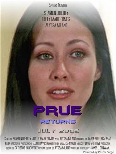 Prue returns