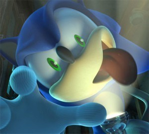 REALLY funny pic of sonic