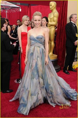 Rachel @ 2010 Oscars