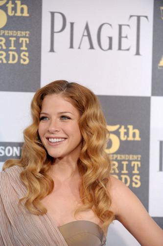 Rachelle Lefevre @ 25th Film Independent Spirit Awards