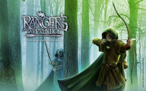 The Ranger's Apprentice wallpaper called Ranger's apprentice