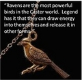 Raven Quote from Beautiful Creatures