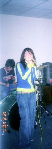 Really Old 写真 of Hayley <3