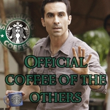 Offical Coffee of the Others