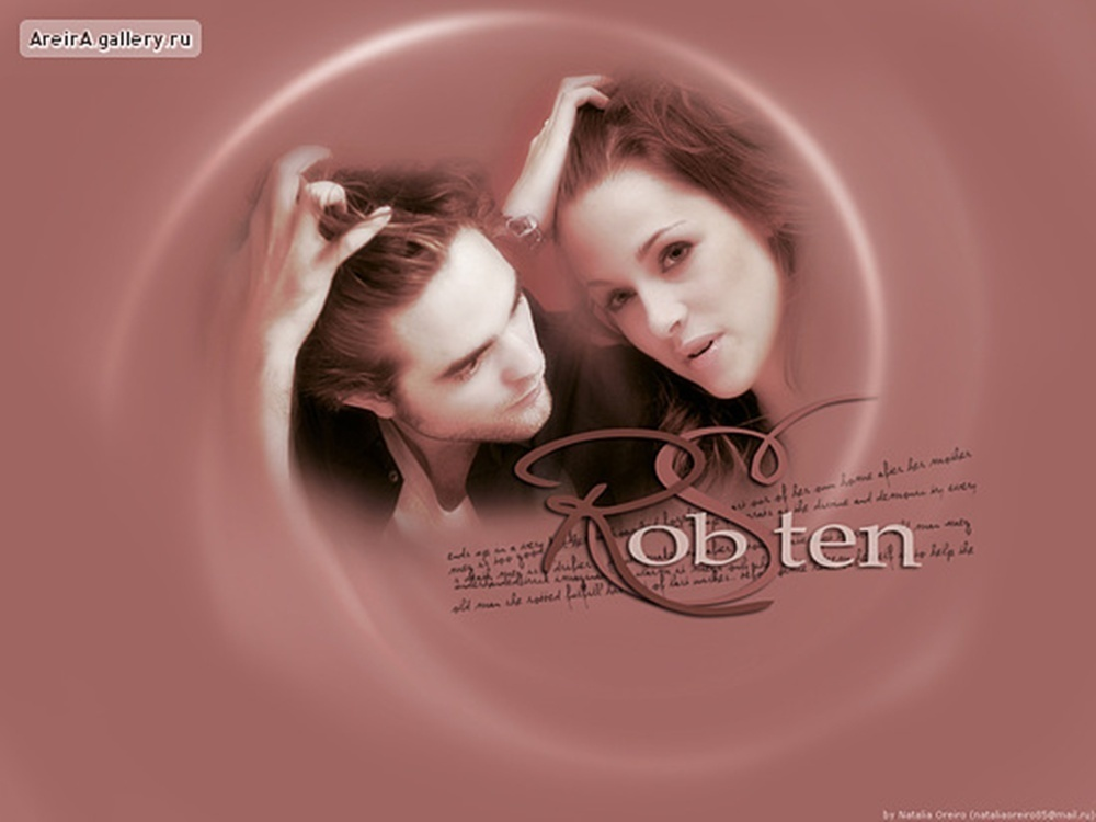 RobSten ♥ - Robert Pattinson & Kristen Stewart