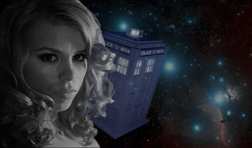 Rose Tyler Desktop