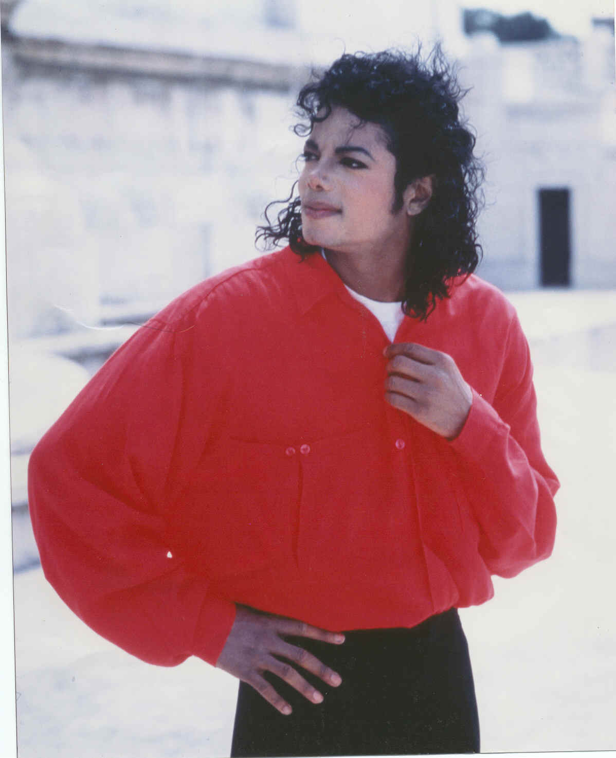 Roses Are Red... - michael-jackson photo