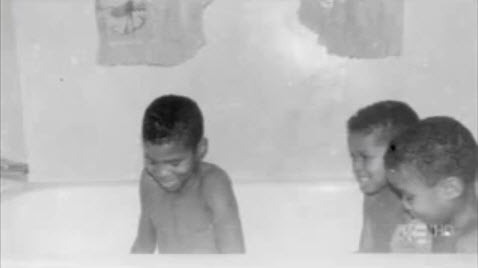 Rub A Dub-Dub, Three Jacksons In The Tub ; )