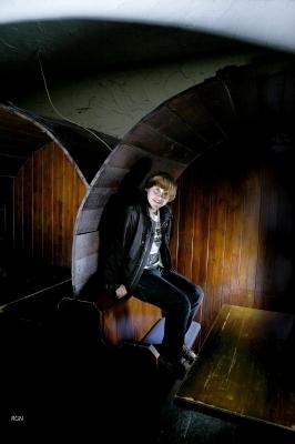 Rupert Grint at The Times