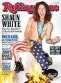 SHAUN WHITE ROLLING STONE