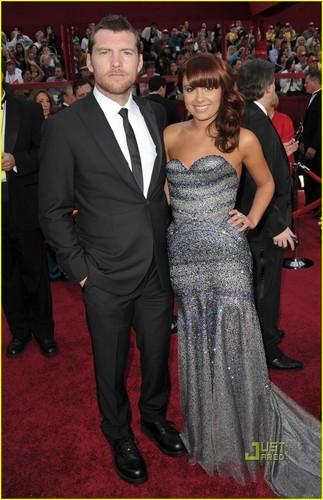 Sam @ 2010 Oscars
