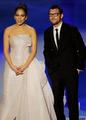 Sam & Jennifer Lopez Presenting at 2010 Academy Awards - sam-worthington photo