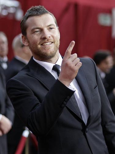 Sam at Red Carpet - 2010 Academy Awards