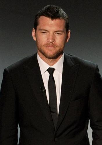 Sam presenting at 2010 Academy Awards