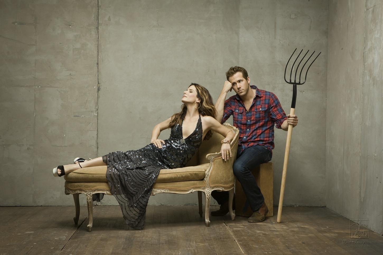 Sandra Bullock&Ryan Reynolds The Proposal' Photoshoot