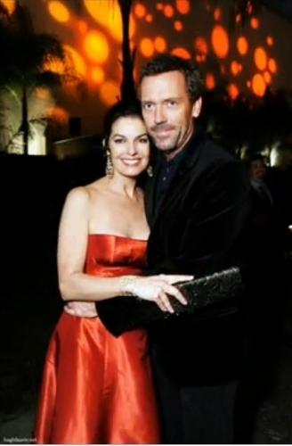 Sela Ward & Hugh Laurie