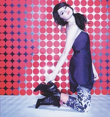 "Selena Gomez - ""Kiss and Tell"" album"